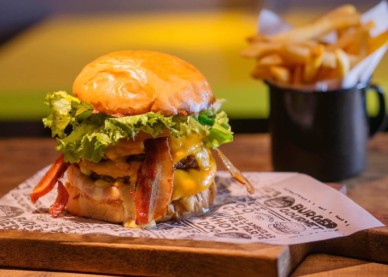 Black Pepper Burger